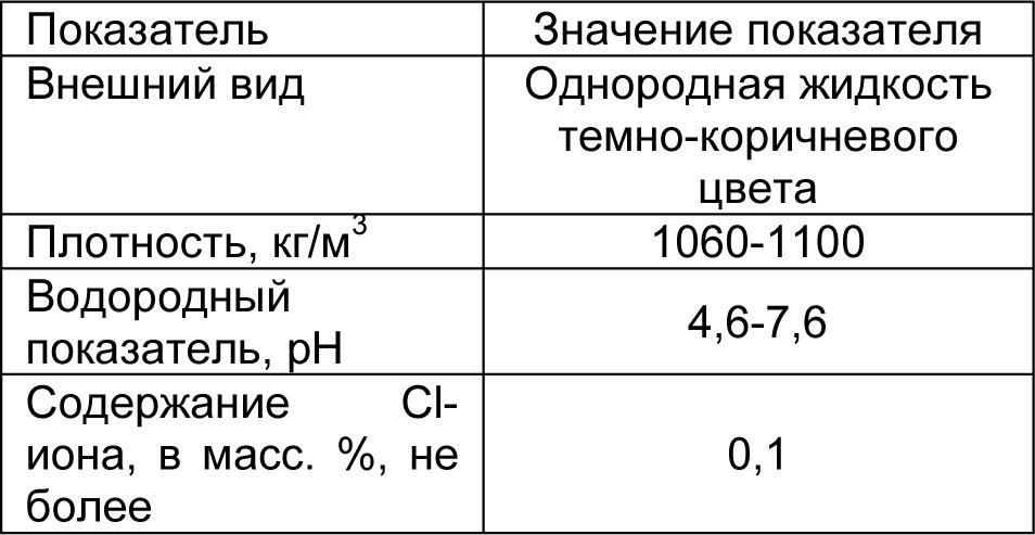 MasterGlenium 326 табл 1